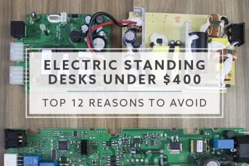 12 Reasons To Avoid Cheap Electric Standing Desks Under $400