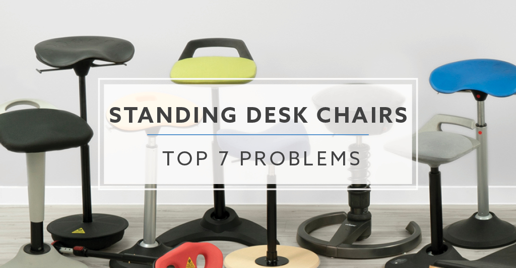 Standing Desk Chairs, High Office Chair For Standing Desk