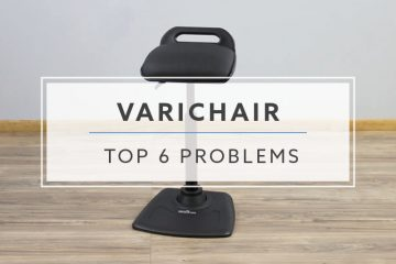 Top 7 Problems and Solutions with the Varidesk VARIchair® Standing Chair (2019)