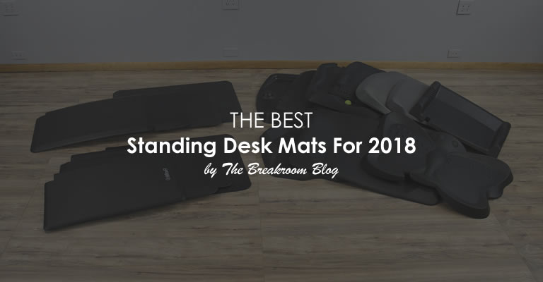 The Best Standing Desk Mats for 2018