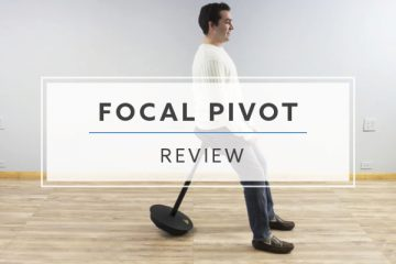 Focal™ Pivot Seat Leaning Stool (2019 Review / Rating / Pricing)