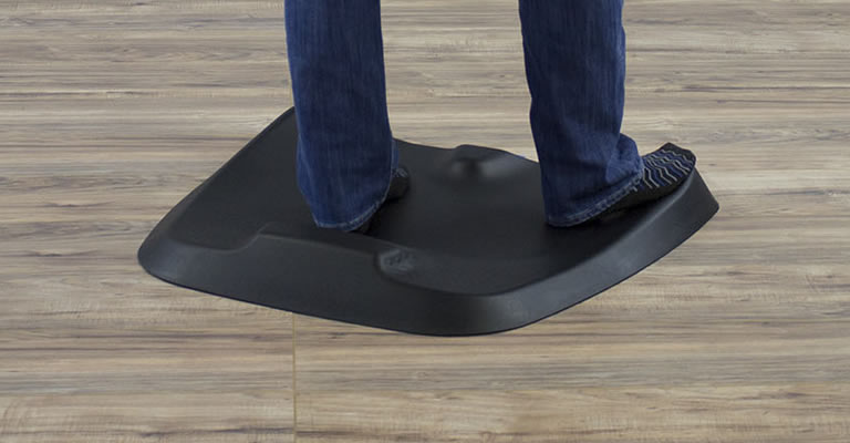 ErgoGo Standing Desk Mat by AmComfy