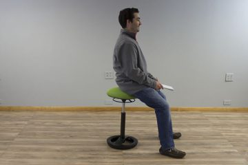 Safco Twixt® Active Seating Stool (Review / Rating / Pricing)