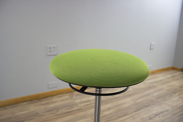 Shape of the Twixt seat pad