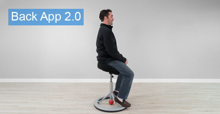 Back App 2 0 Standing Desk Chair Review