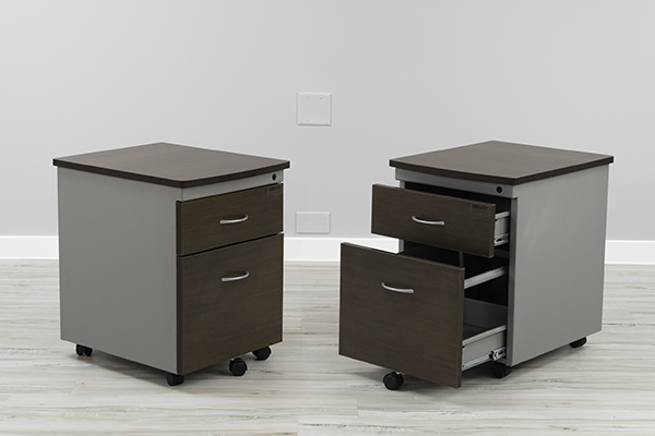 OFM 55106 mobile box/file pedestal