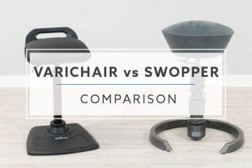 VARIDESK VARIchair® vs. aeris GmbH Swopper: Which is better?