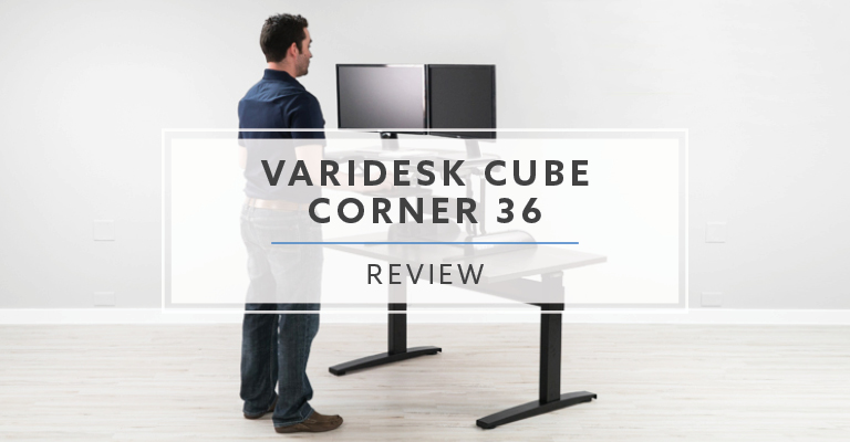 Phenomenal Varidesk Cube Corner 36 Standing Desk Converter Review Download Free Architecture Designs Grimeyleaguecom