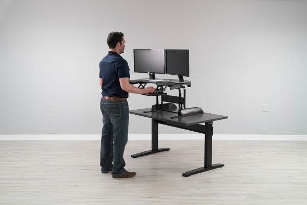 Standing ergonomics at the Cube Corner® 36