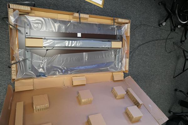 VARIDESK ProDesk 60 Electric Packaging For Top
