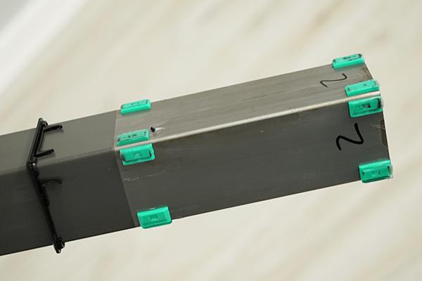 Lower glide system