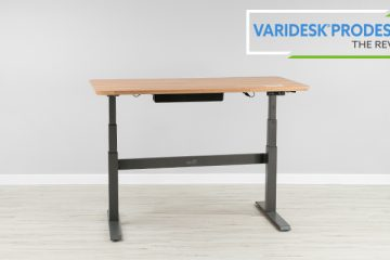 VARIDESK ProDesk® 60 Electric Standing Desk (Review / Rating / Pricing)