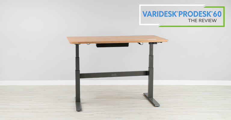 VARIDESK ProDesk 60 Electric Review