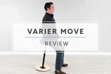 Varier Move™ Standing Desk Stool (2019 Review / Rating / Pricing)
