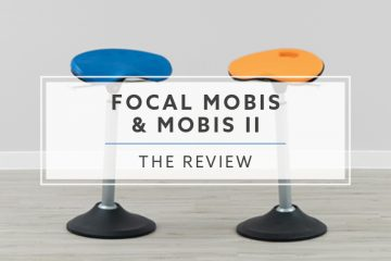 Focal™ Mobis® & Mobis® II Standing Desk Chair (2019 Review / Rating / Pricing)