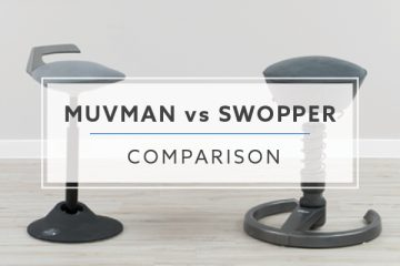 aeris GmbH Active Chair Comparison in 2019: Muvman vs. Swopper