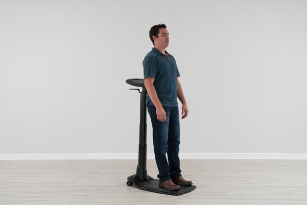 Full standing height