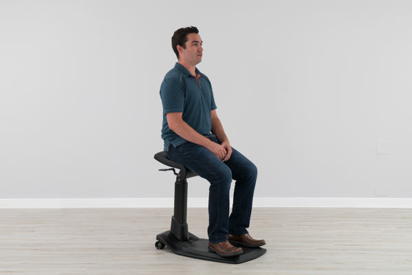 Seated position