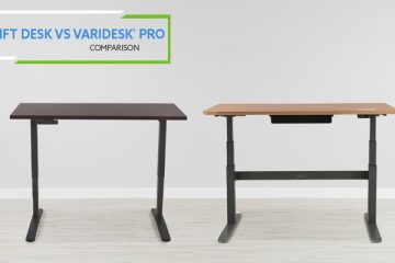 Uplift 900 Desk VS VARIDESK ProDesk 60 Electric: Which is better?