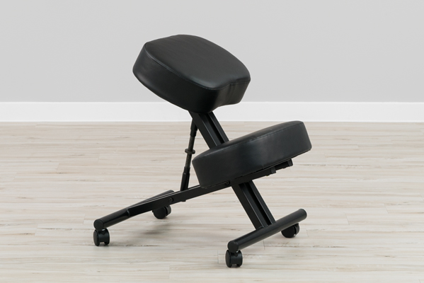 SLEEKFORM Faux Leather Kneeling Chair