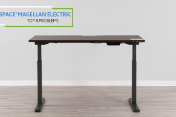 Top 8 Realspace Magellan Standing Desk Problems, Solutions and Alternatives