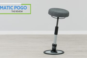 Sitmatic Pogo® Standing Desk Stool (Review / Rating / Pricing)
