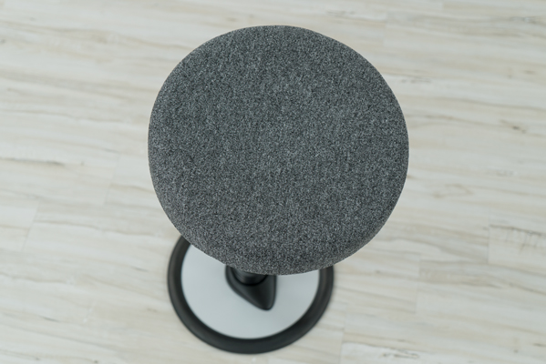 Top view of seat pad