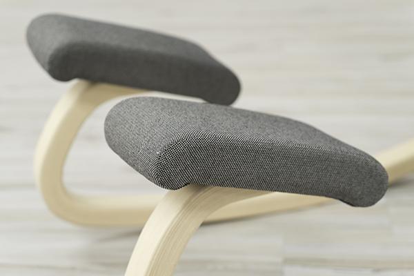 Close up of knee pads