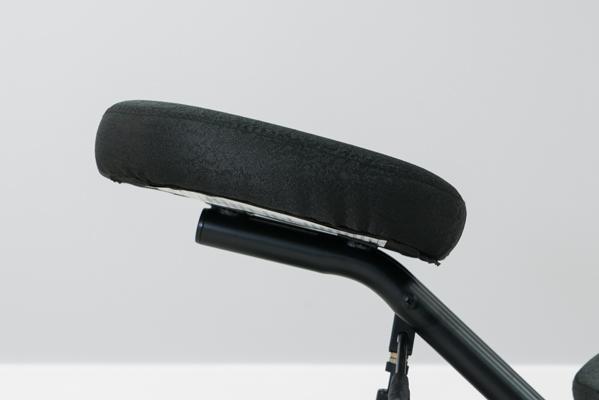 Thin seat pad