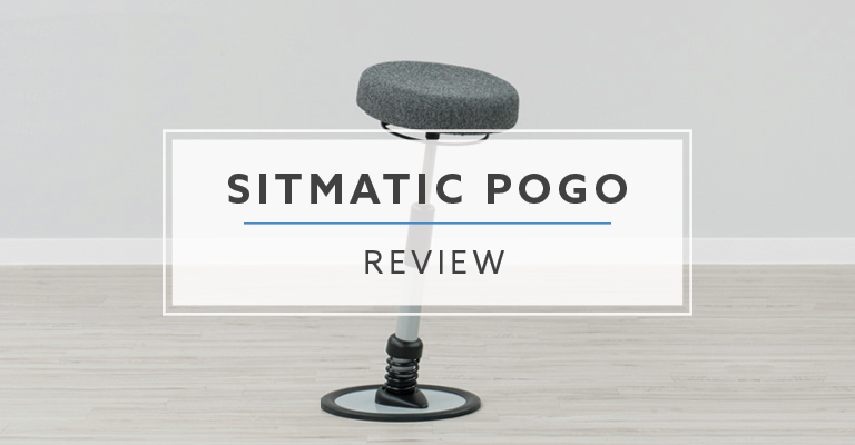 Magnificent Sitmatic Pogo Standing Desk Stool Review Pricing Machost Co Dining Chair Design Ideas Machostcouk