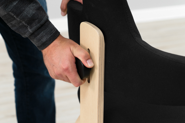 Varier Thatsit™ Balans Backrest Height Adjustment