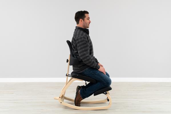 Varier Thatsit Ergonomic Kneeling Posture