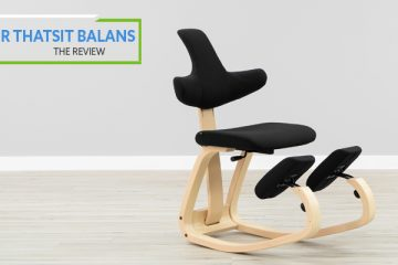 Varier Thatsit™ Balans® Knee Chair (Review / Rating / Pricing)