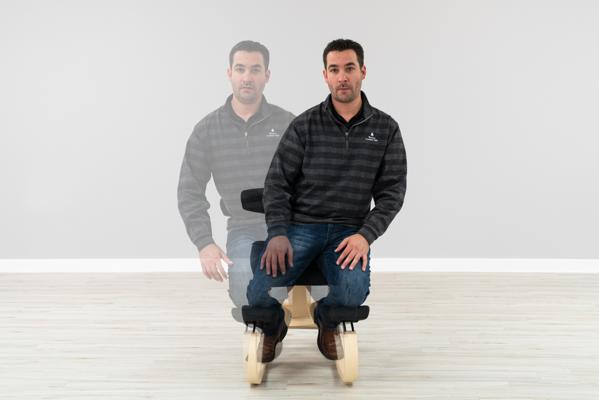 Varier Thatsit™ Balans Side to Side Flexibility