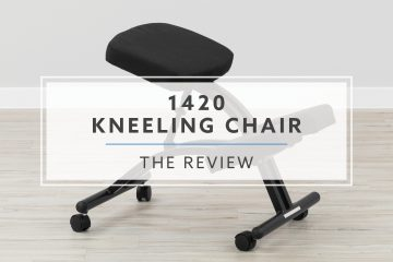 1420 Kneeling Chair Review – WL-1420-GG, KCM1420, BP1420 (Review / Rating / Pricing)