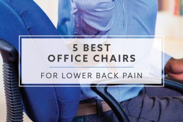 5 Best Office Chairs For Lower Back Pain
