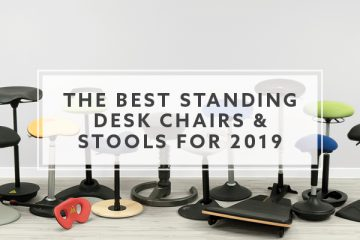 12 Best Standing Desk Chairs and Stools for 2019