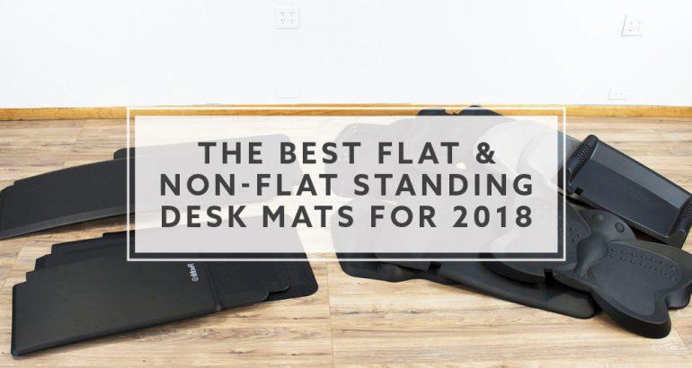 The Best Standing Desk Mats for 2018