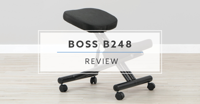 Boss B248 Kneeling Chair (2019 Review / Rating / Pricing)
