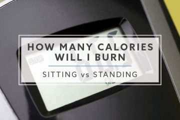 How Many Calories Will I Burn Sitting vs. Standing?