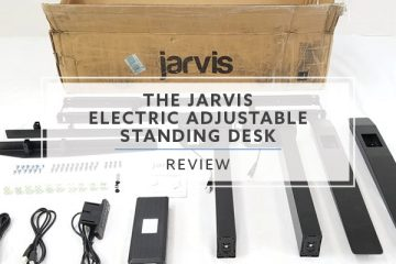 Fully Jarvis Electric Adjustable Standing Desk (Review / Rating)