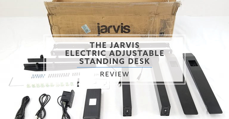 Jarvis Electric Adjustable Standing Desk (Review / Rating)