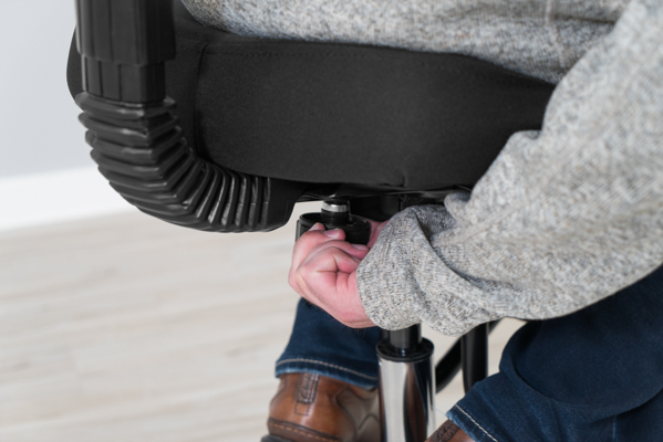 Backrest Depth Adjustment