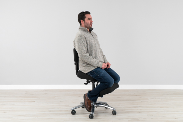 Correct Posture While Seated In Jobri Jazzy