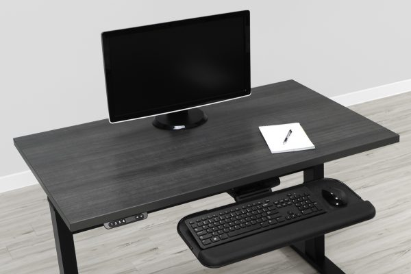 Free space created from moving keyboard/mouse off surface