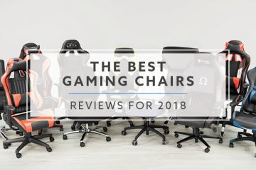 11 Best PC Gaming Chairs for 2018
