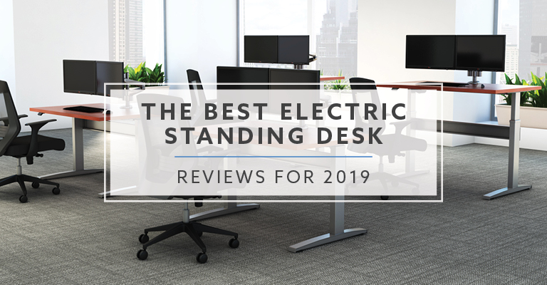 sports shoes 74fca f000d 9 Best Electric Standing Desks For 2019: In-Depth Reviews