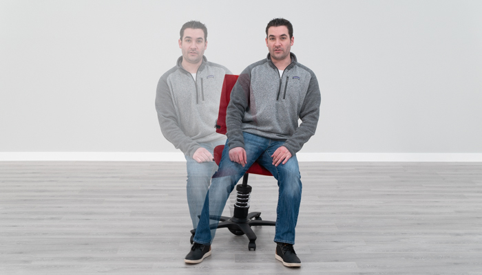 Left to Right Range of Motion