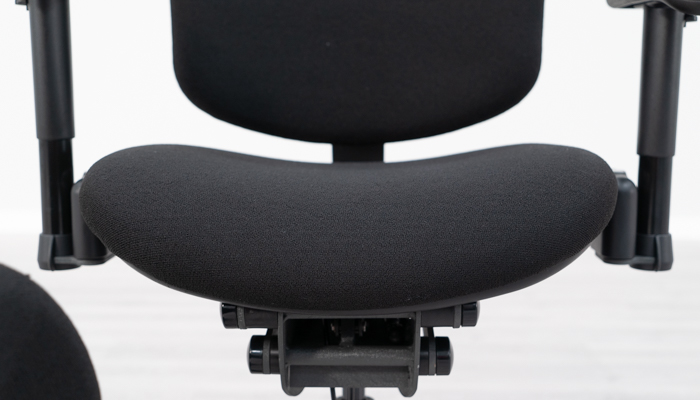 Front View of Seat