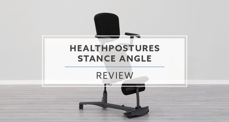 HealthPostures Stance Chair